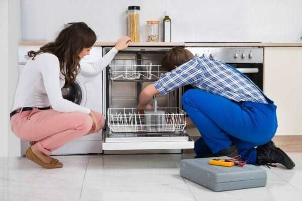 Dishwasher Repairs and Installation Sydney