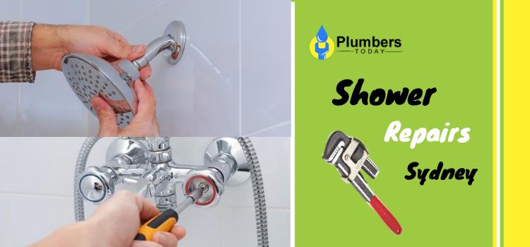 Leaking Shower Repair Sydney