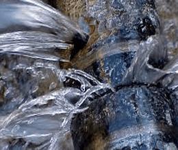 Brust Pipe Or Leak Detection
