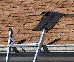 Leaky Roof Repairs