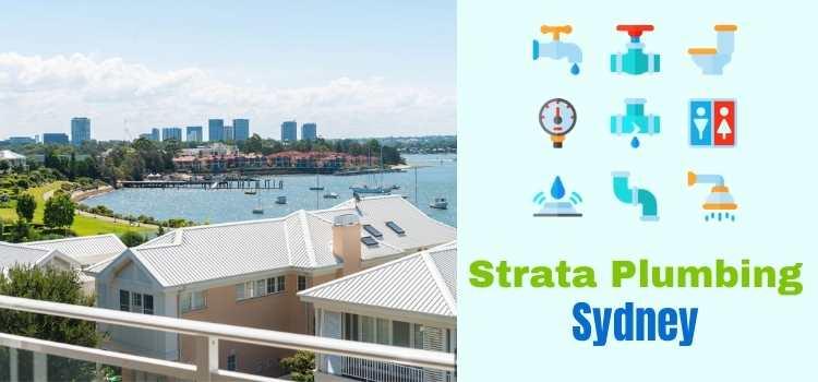 Strata Plumbing Sydney
