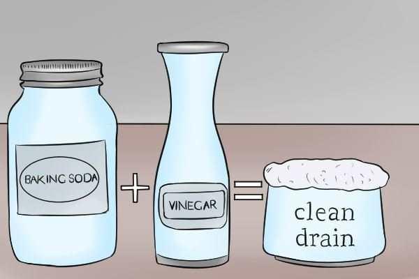 baking-soda-and-vinegar-as-drain-cleaner
