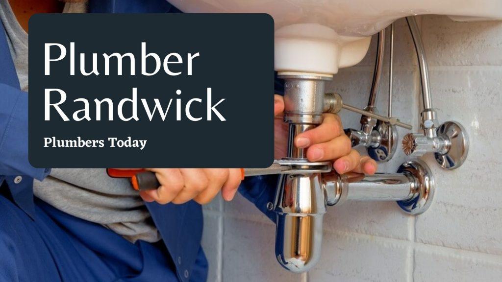 Plumber Randwick